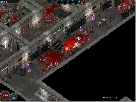zombie shooter campaign