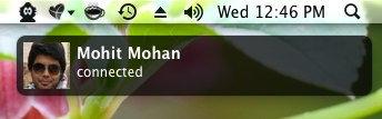 Adium notifications