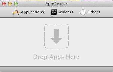 AppCleaner screenshot