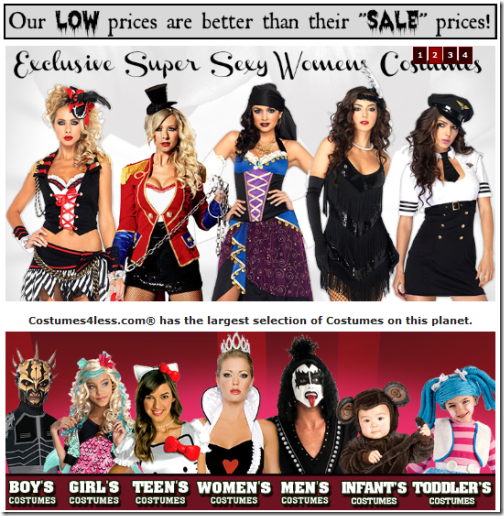 Costumes-4-less-online-halloween-store