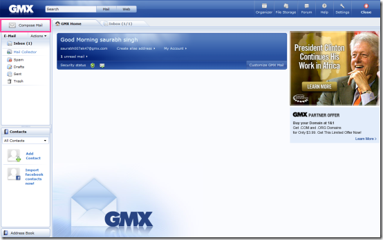 GMX-free-email-service
