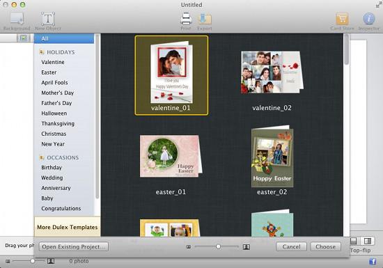 greeting box for mac