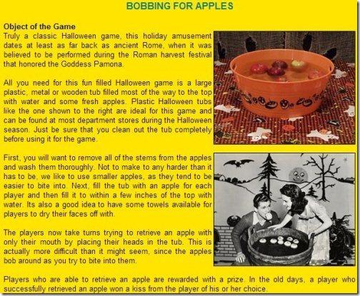 Halloween Games 101