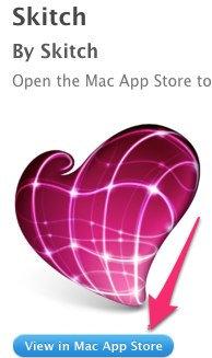 Mac App Store Skitch