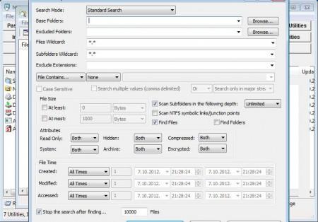 NirLauncher disk utilities