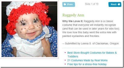 Parents Halloween Costumes babies