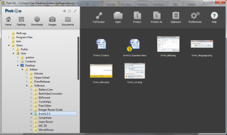 free file protection software