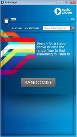 Radioplayer to listen radio stations from UK