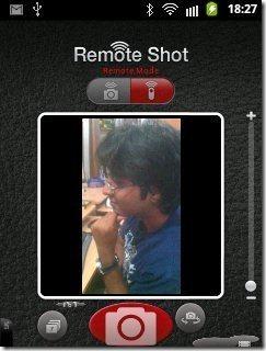 Remote Shot Family Pic