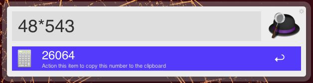 alfred calculator