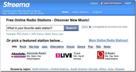Streema-free-online-radio-station