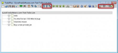 ToDoPlus renamed list added tasks