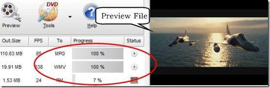 Video to Video Converter convert