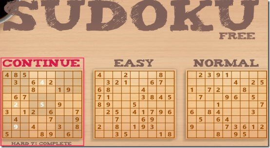 Windows 8 Sudoku01