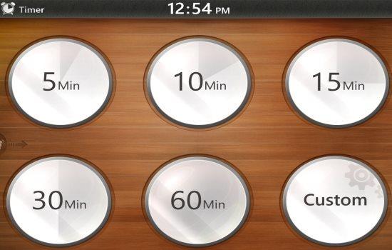 Windows 8 Alarm Clock App