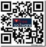 World Time iPhone QR Code