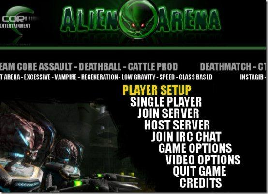 alienarena fps game