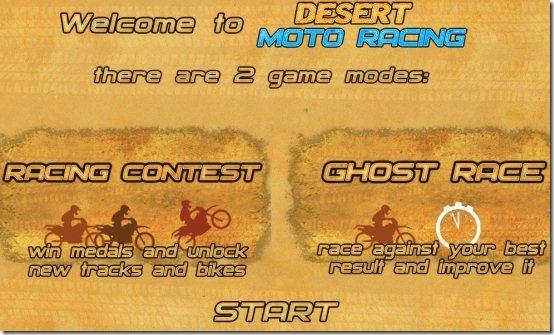 desert bike game