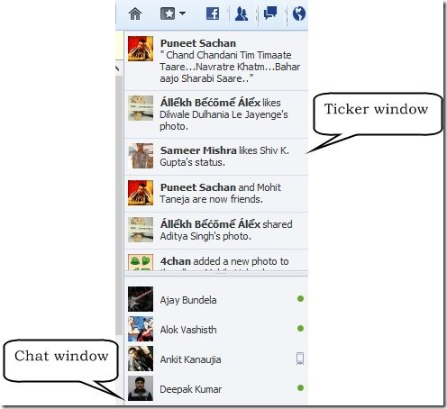 facebook messenger for firefox chat