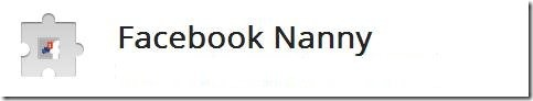 facebook nanny to block Facebook on Chrome