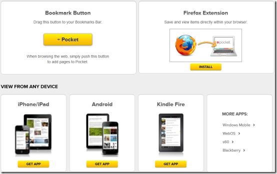 getpocket-read it later app