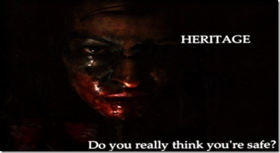 heritage scary game