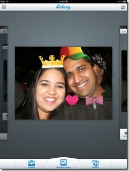 iPhone Photo Editor Photo Pick