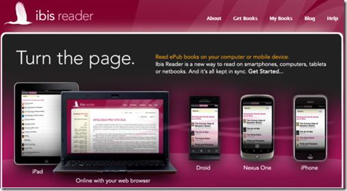 ibisreader read e-books online