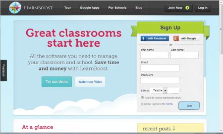 online gradebook application