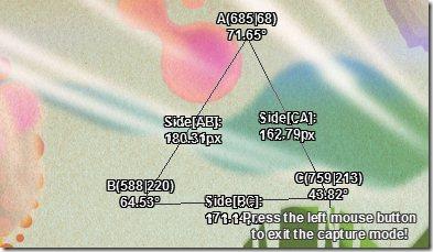 measurement software triangle