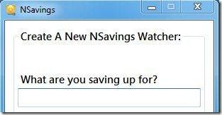 nsavings interface