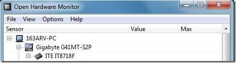 hardware monitoring software