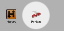 persian System Preferences
