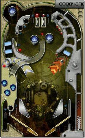 pinball game classic