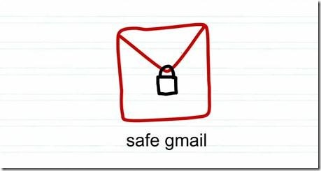 safegmail to send encrypted emails
