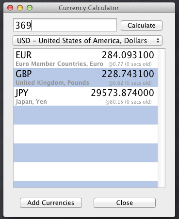 stockmeter news currency calculator