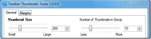 taskbar thumbnails tuner interface 01