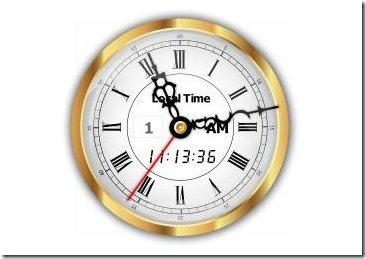 vector clock interface