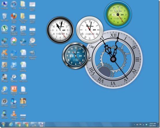 vector clock working