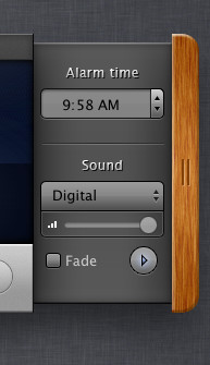 wake up time for mac setting