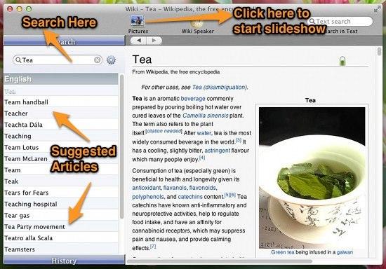 wiki reader for mac