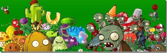 zombie game plants vs zombies
