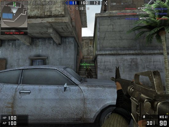 BlackShot-free-fps-game