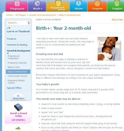 Child Growth Tracker development checker