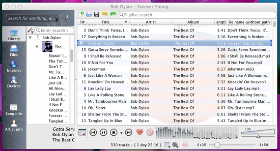 best music player mac 2012