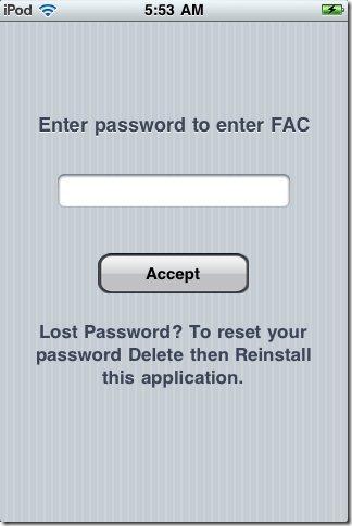 Fake A Call Passcode