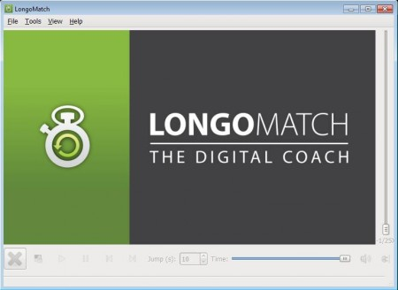 LongoMatch video analysis software