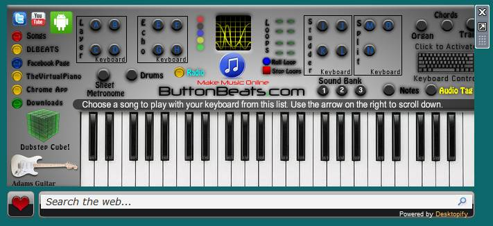 Musical Mastery The Piano Free Virtual Piano And Virtual Synthesizer