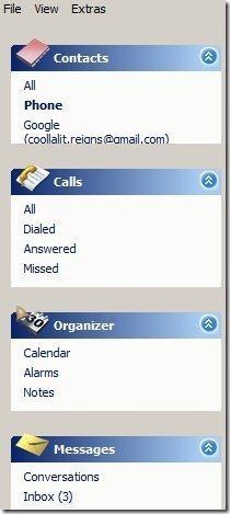 MyPhoneExplorerClient