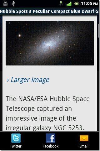 NASA Share